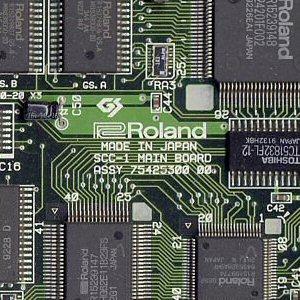Roland SCC-1