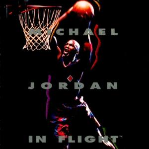 Michael Jordan in Flight